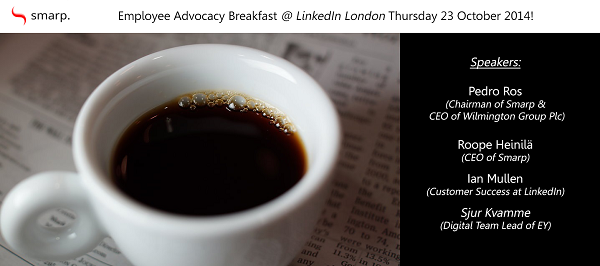 Employee Advocacy Breakfast