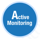 active monitoring