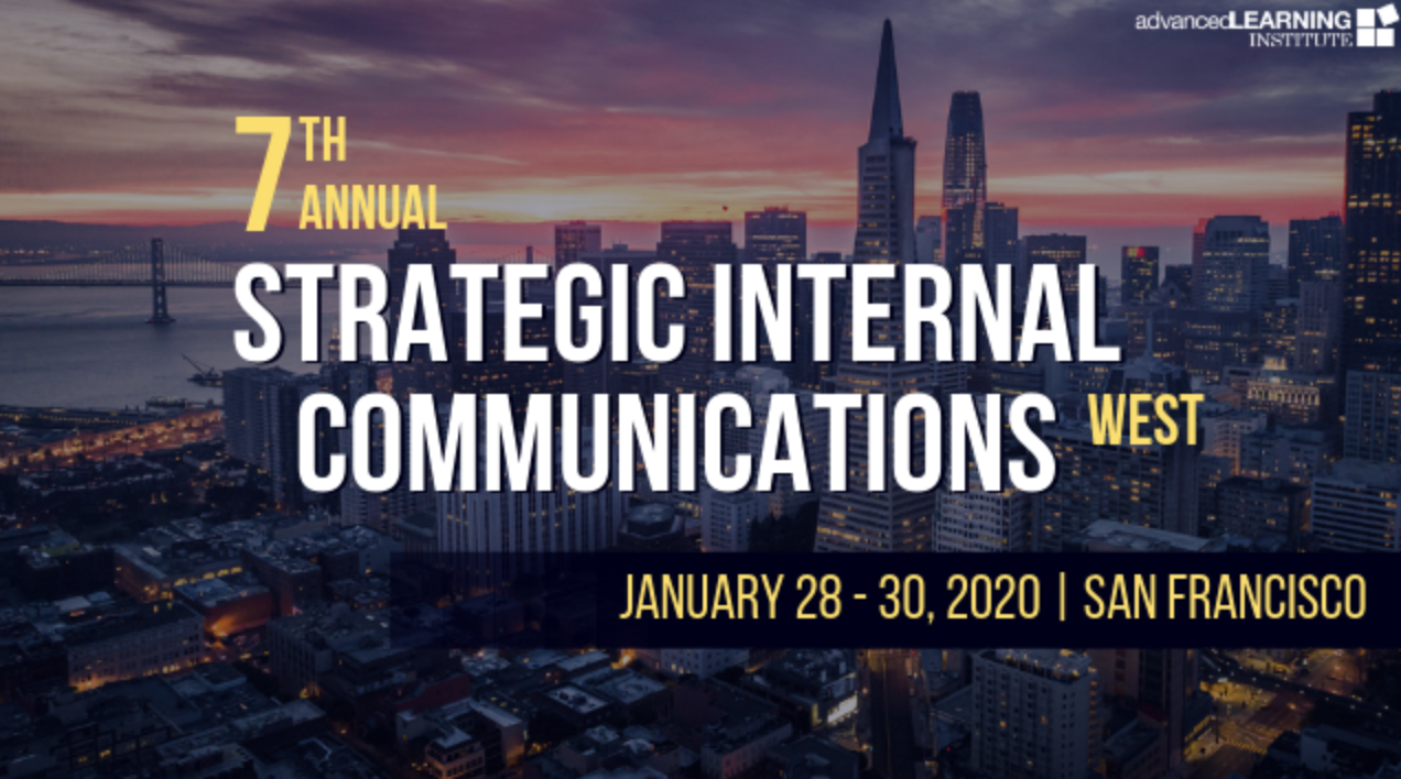 best internal communications events to attend in 2020