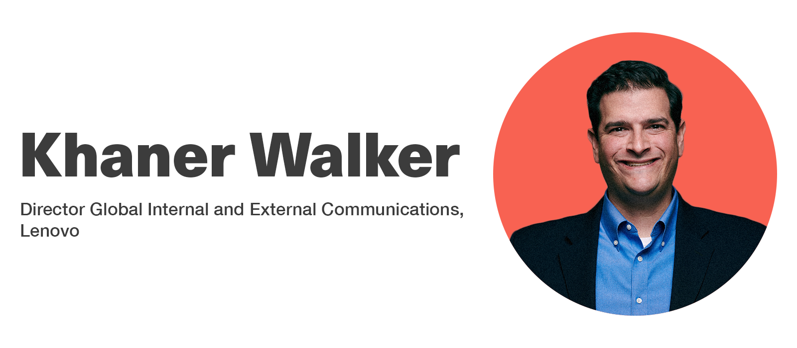 Khaner Walker on the impacts of the pandemic on internal communications