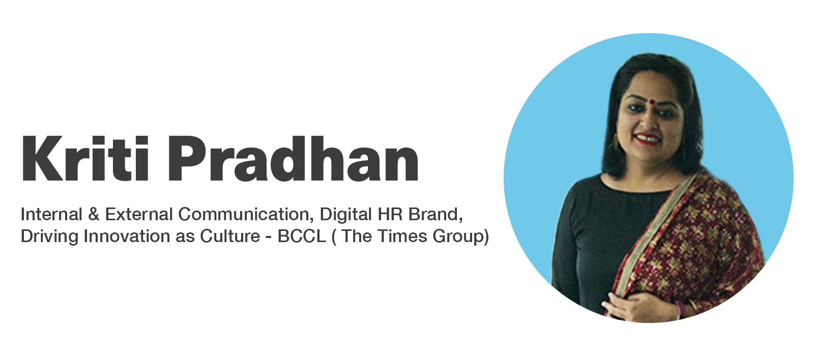 Kriti Pradhan COVID-19 and internal communications