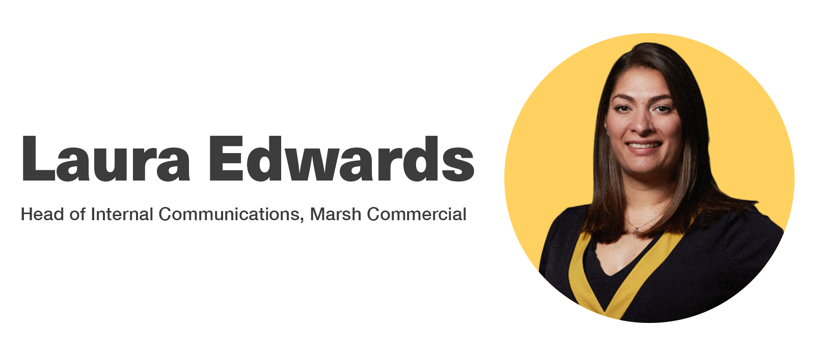 Laura Edwards and the role of the internal communications function