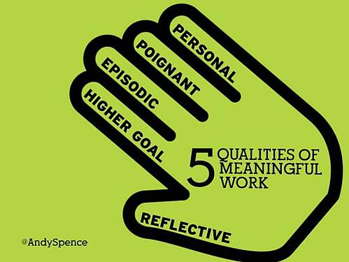 5 Qualities of Meaningful Work Glass Bead Consulting