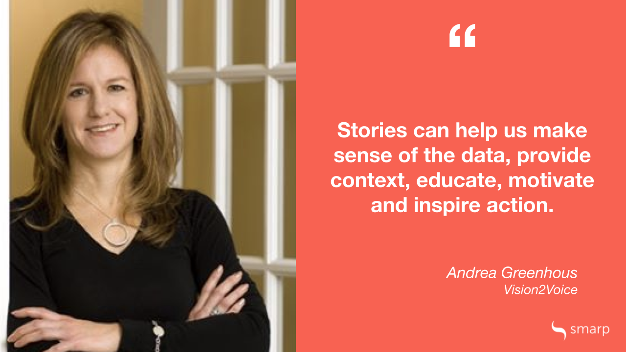Andrea Greenhous on why internal communicators need to use storytelling