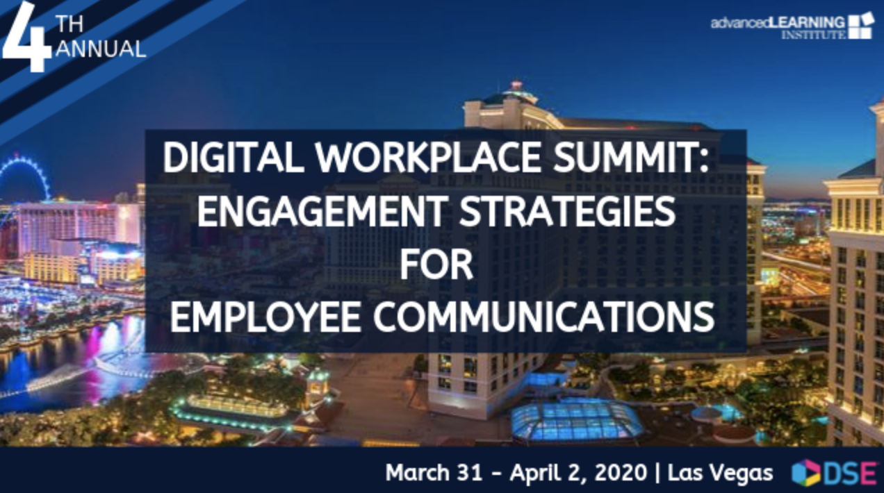 digital workplace summit and internal communication in the workplace