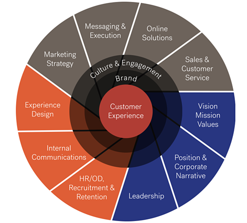 employee-experience and alignment with-the company mission statement
