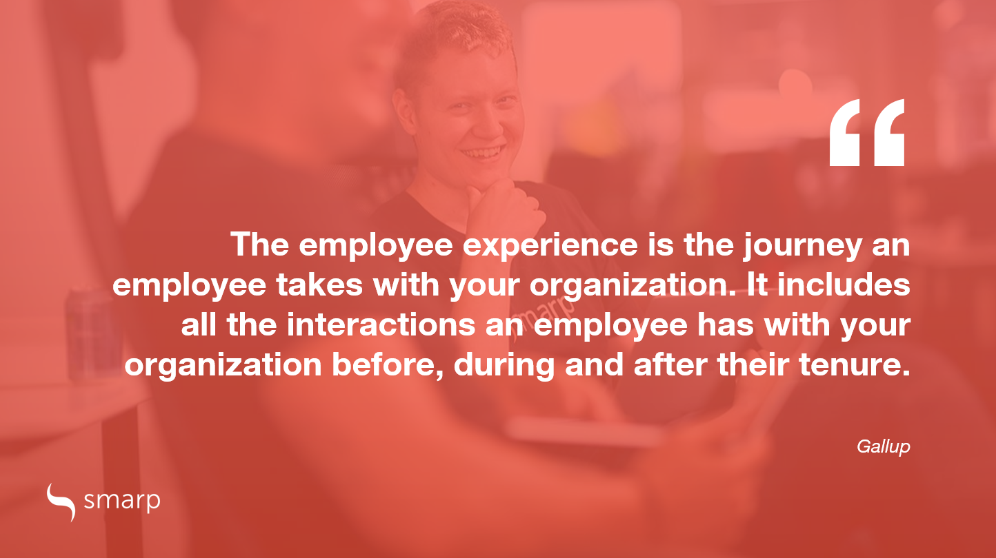 employee experience definition