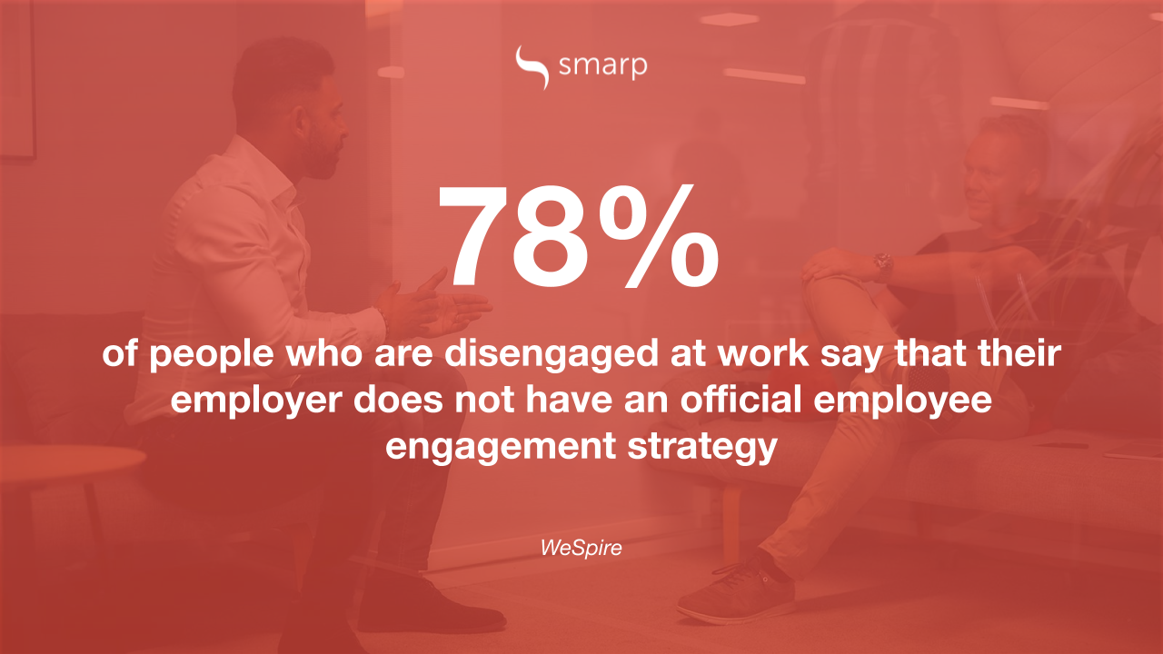 the key is to measure internal communication and employee engagement