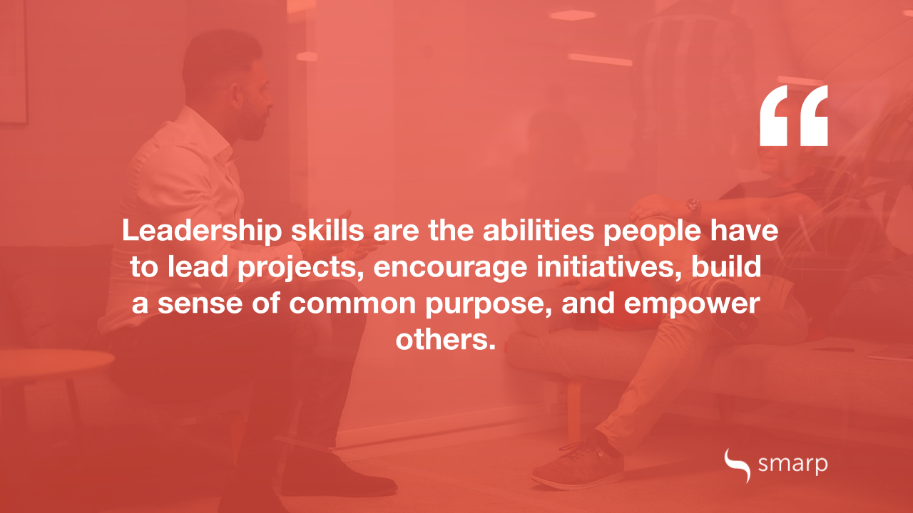 top leadership skills to develop in the workplace