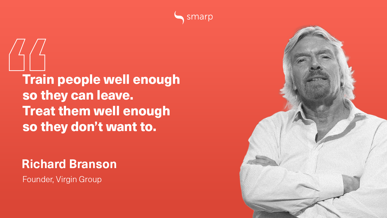 Richard Branson on why strong leadership skills are essential in the workplace