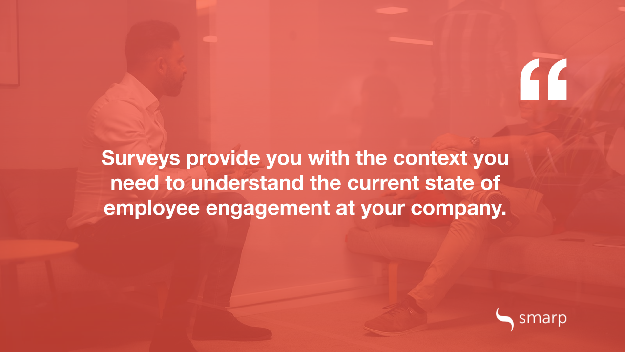How to build a great employee engagement survey