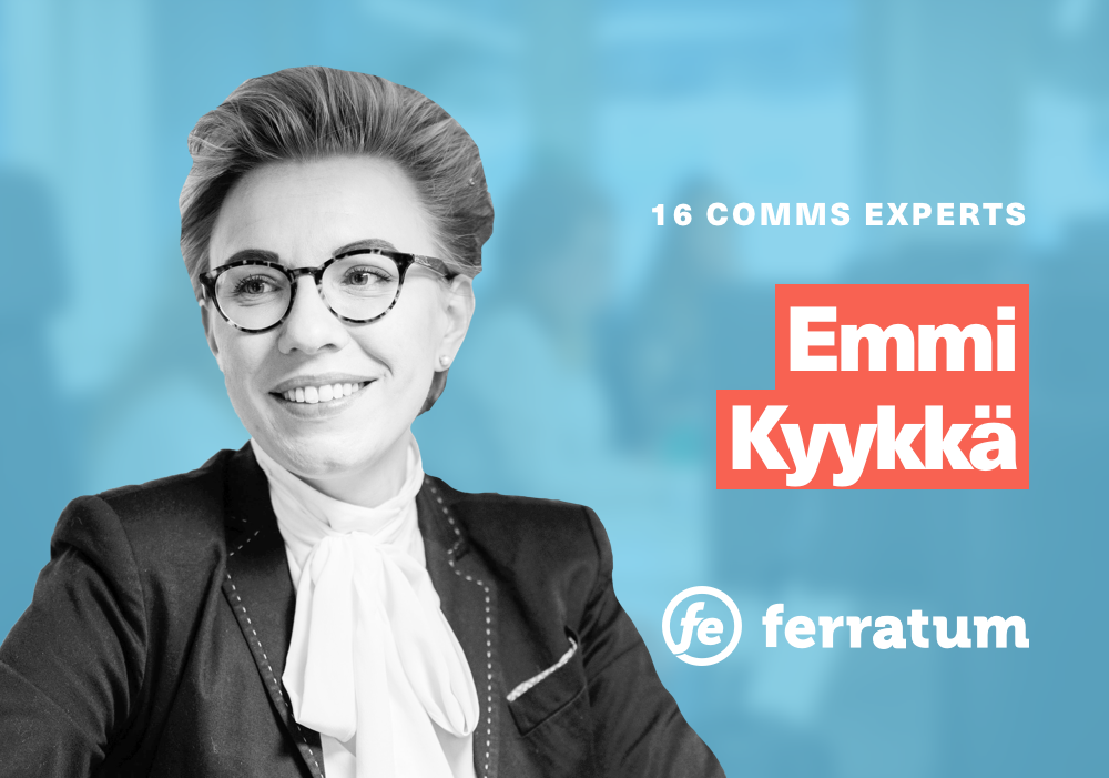 what is internal communication emmi kyykkä