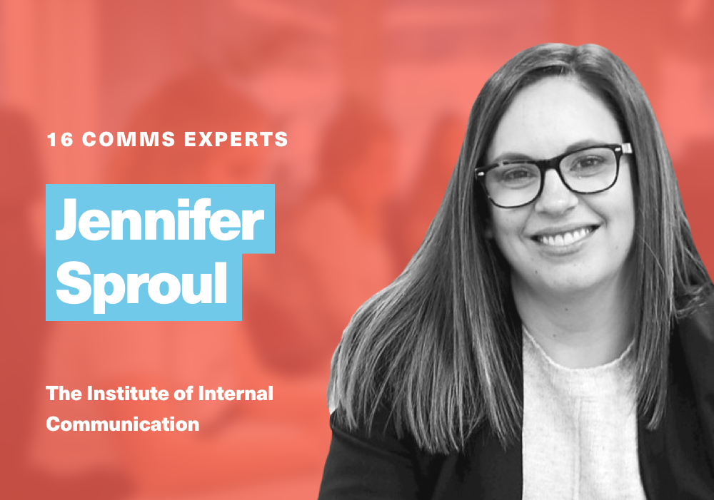 what is internal communication jennifer sproul