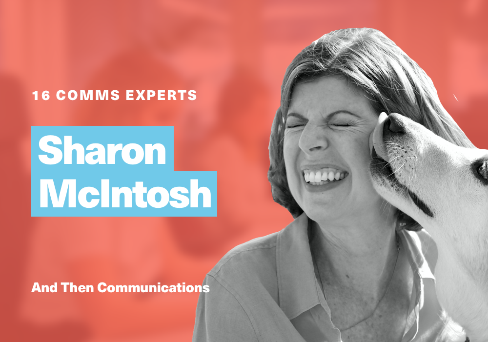 what is internal communication sharon mcintosh