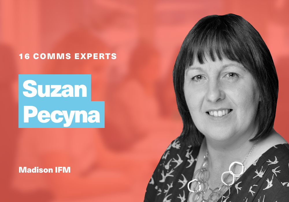 what is internal communication suzan pecyna